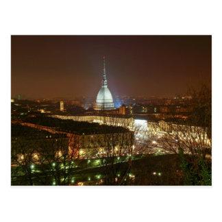 Turin, Italy Postcard