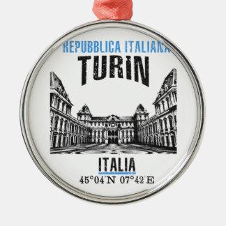 Turin Metal Ornament