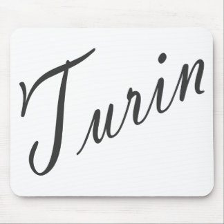 Turin Porducts! Mouse Pad