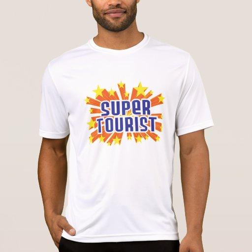 Turista estupendo camiseta