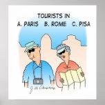 Turistas Posters