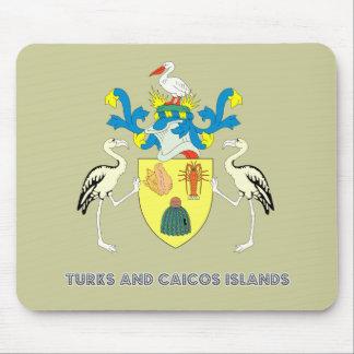 Turk Emblem Mouse Pad