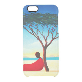 Turkana Afternoon 1994 Clear iPhone 6/6S Case