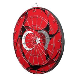 Turkey #1 dart board