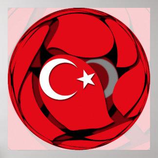 Turkey #1 poster