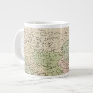 Turkey 3 20 oz large ceramic coffee mug
