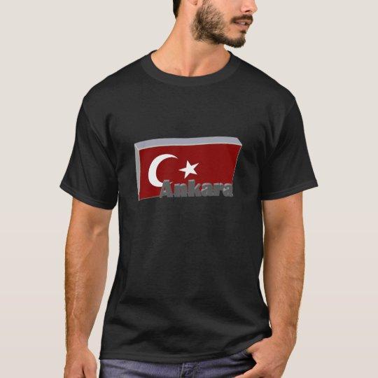 Turkey 3D+H T-Shirt