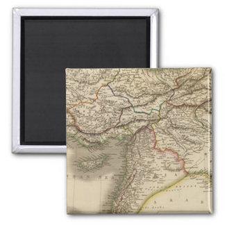 Turkey 4 2 inch square magnet