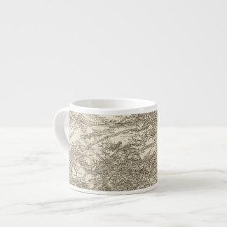 Turkey 5 6 oz ceramic espresso cup