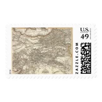 Turkey 5 stamps