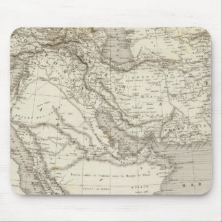 Turkey and Arabia Mouse Pad