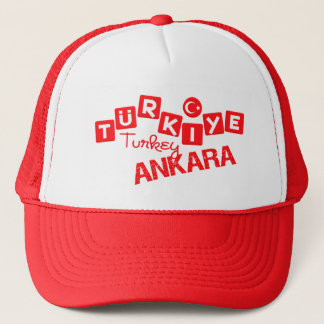 TURKEY ANKARA hat