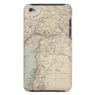Turkey Atlas Map Barely There iPod Cover