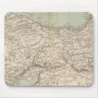 Turkey Atlas Map Mouse Pad