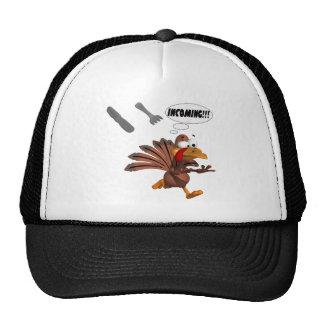 Turkey Attack Trucker Hat