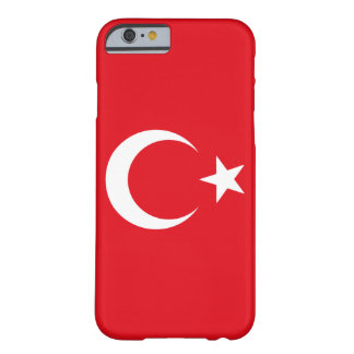 turkey barely there iPhone 6 case