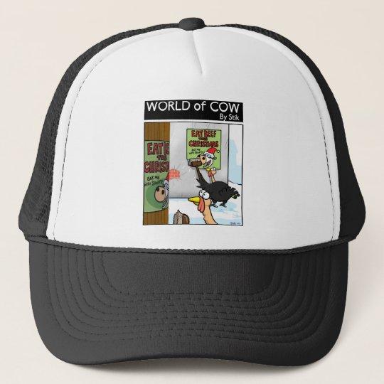 Turkey Beef Campaign Trucker Hat