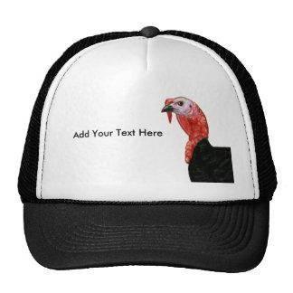 Turkey:  Black Tom Head Hats