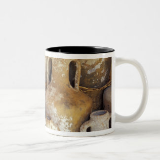Turkey, Bodrum, Turquoise Coast, Bodrum Two-Tone Coffee Mug