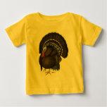 Turkey Bronze Tom Baby T-Shirt
