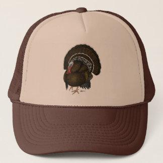 Turkey Bronze Tom Trucker Hat