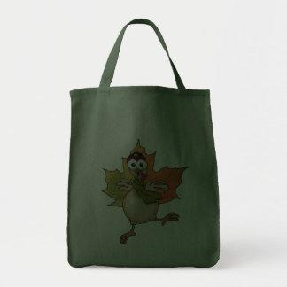 TURKEY Canadian Thanksgiving Canvas Bag