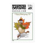 TURKEY Canadian Thanksgiving Postage Stamp