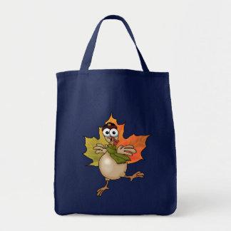 TURKEY Canadian Thanksgiving Tote Bag
