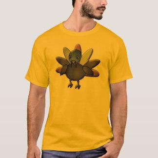 Turkey Cartoon T-Shirt