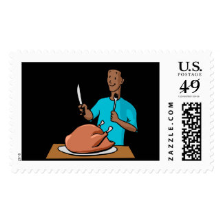 Turkey Carving Stamps