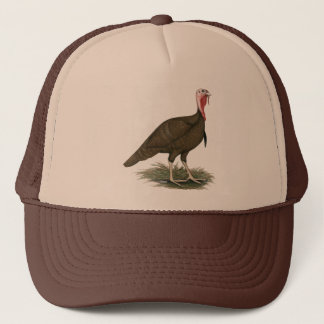 Turkey Chocolate Tom Trucker Hat