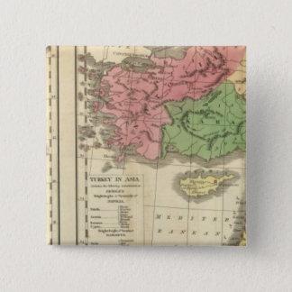 Turkey Chronological Map Button