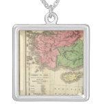 Turkey Chronological Map Jewelry