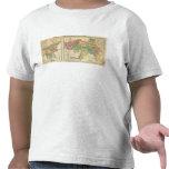 Turkey Chronological Map T Shirt