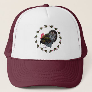 Turkey Circle Trucker Hat