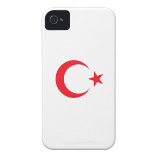 Turkey Coat of Arms iPhone 4 Cover