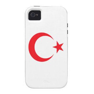 Turkey Coat of Arms iPhone 4/4S Case