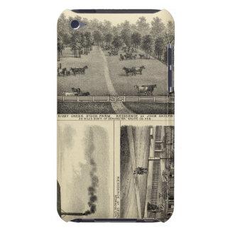 Turkey Creek Farm, Nebraska iPod Touch Cases