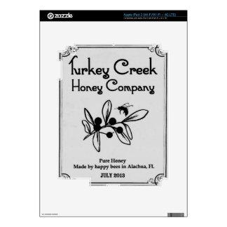 Turkey Creek Honey Company Skin For iPad 3