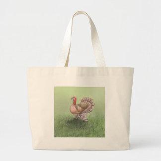 turkey day canvas bags