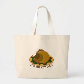 Turkey Day Canvas Bag