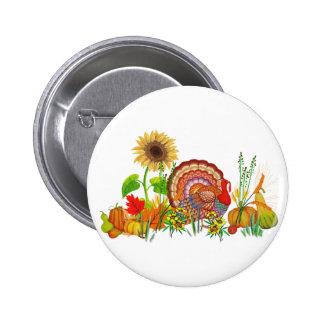 Turkey Day Button