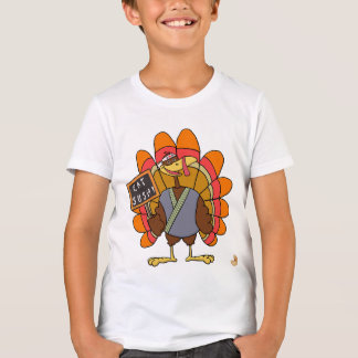 Turkey Day Eat Sushi T-Shirt