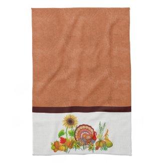 Turkey Day Kitchen Towels