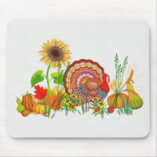 Turkey Day Mouse Pad