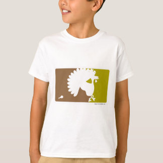 Turkey Day MVP logo T-Shirt