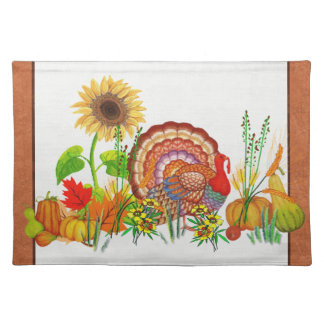 Turkey Day Placemat