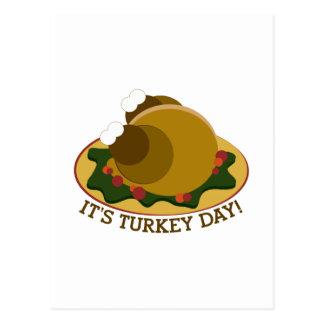 Turkey Day Postcards