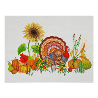 Turkey Day Posters