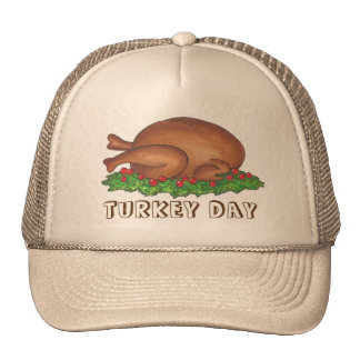 Turkey Day Thanksgiving Dinner Holiday Food Hat